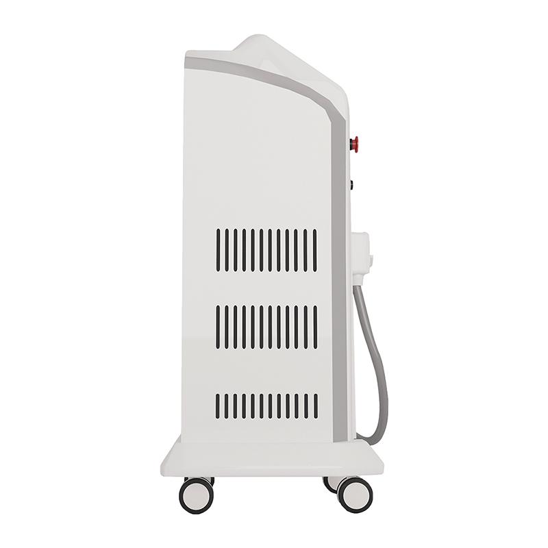 Máquina de depilación permanente con láser de diodo 808