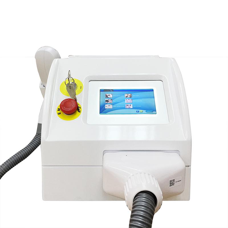 Mini equipo portátil de eliminación de tatuajes con láser ND YAG M4C-2