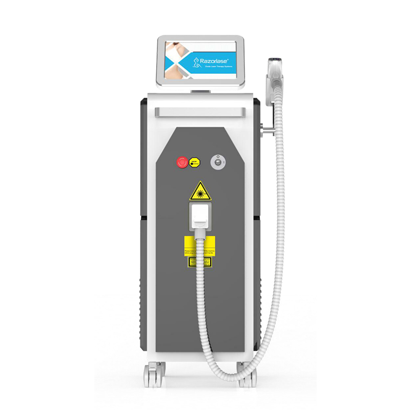 máquina de depilación láser diodo mejorada